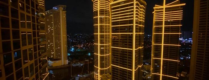 Joya Lofts and Towers is one of Tempat yang Disukai Shank.