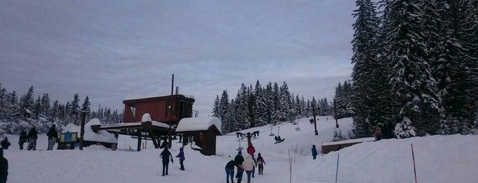 Summit Ski Area is one of Portland, OR.