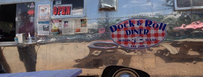 Dock & Roll Diner is one of Food Trucks.
