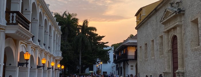 Plaza de la Proclamación is one of Cartagena de Indias.