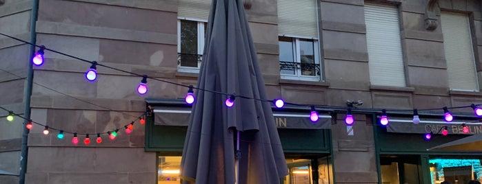 Café Berlin is one of Strasbourg.