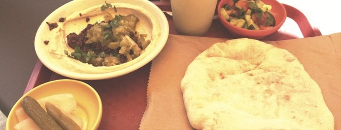 Dizengoff is one of Philly.