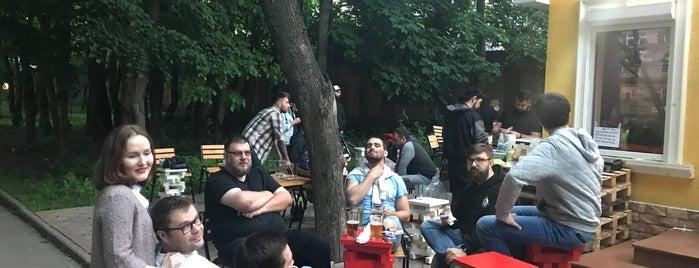 Beer Brothers Bar is one of Orte, die Igor gefallen.