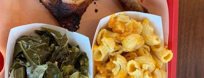 Rodney Scott's BBQ is one of Charleston.