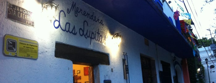 Merendero Las Lupitas is one of Coyocoapan.