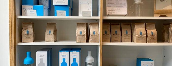 Blue Bottle Coffee is one of Sinan : понравившиеся места.