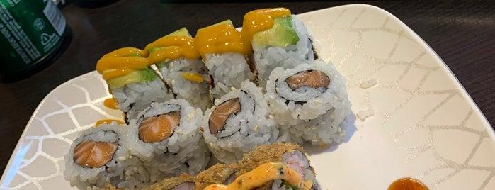 Crystal Sushi is one of Saba 님이 좋아한 장소.