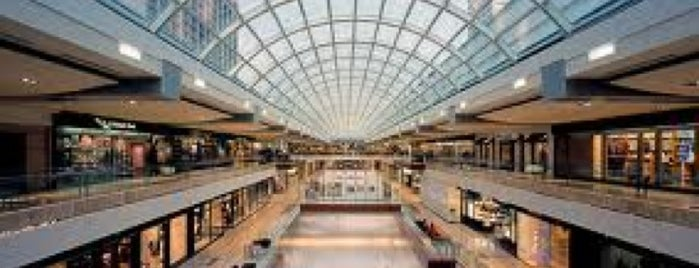 The Galleria is one of Houston.