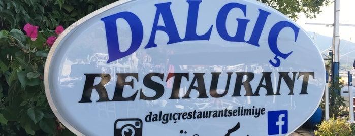 Dalgıç Restaurant is one of 2019 Marmaris ❤️.