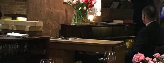 Soul Kitchen Bistro is one of สถานที่ที่บันทึกไว้ของ Katerina.