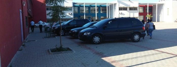 Necla Tevfik Karadavut Teknik ve Endüstri Meslek Lisesi is one of Türkiye Mimarlık Yıllığı 2012.