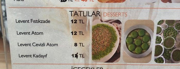 Levent Börekçilik is one of สถานที่ที่ Banu ถูกใจ.