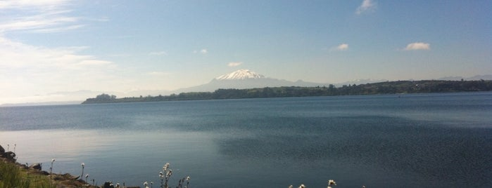 Puerto Varas is one of Locais curtidos por Ely.