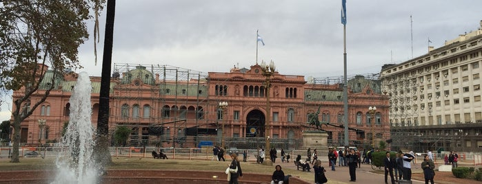 Casa Rosada is one of Elyさんのお気に入りスポット.