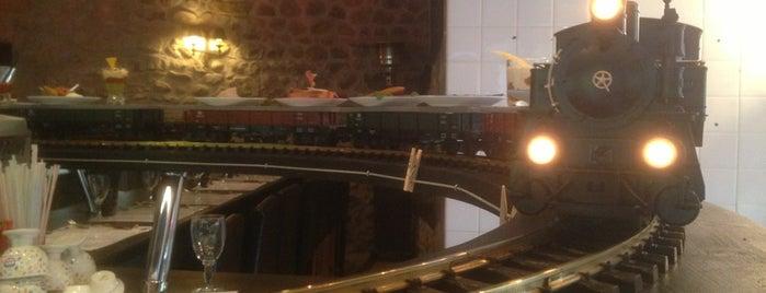 Le Train Des Gourmets is one of Voyage, voyage // Lieux insolites.