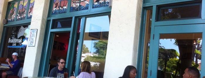 Beachbreak Cafe is one of I <3 Santa Barbara.