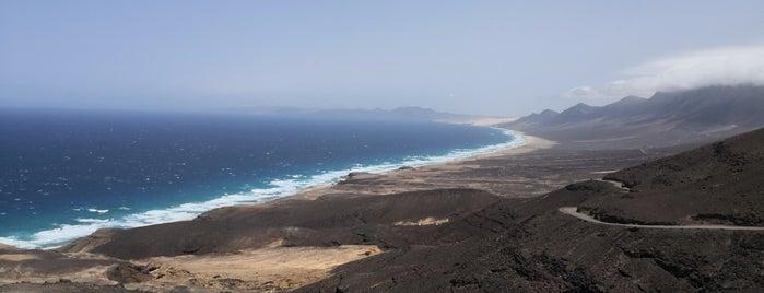 Degollada agua oveja is one of Qué visitar en Fuerteventura.