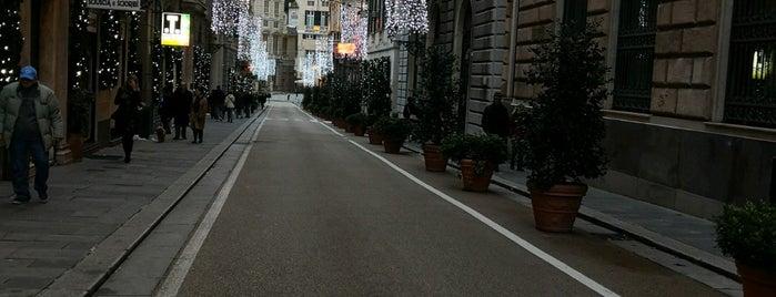 Via XXV Aprile is one of Genova.