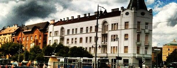 Móricz Zsigmond körtér M (17, 41, 47, 47B, 48, 56, 56A, 61, 973) is one of Tamas : понравившиеся места.