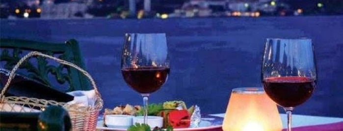 Villa Bosphorus is one of to go & eat.