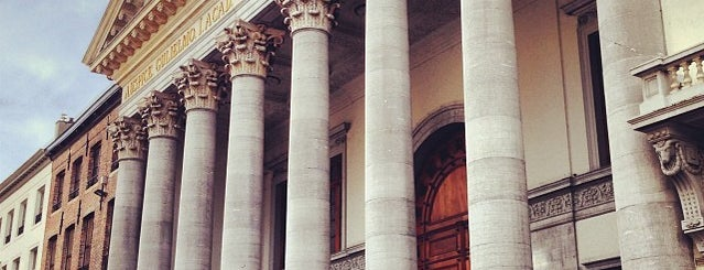 Aula Academica is one of Tempat yang Disukai Vincent.