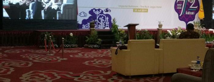 Imperial Ballroom is one of Posti che sono piaciuti a Fanina.