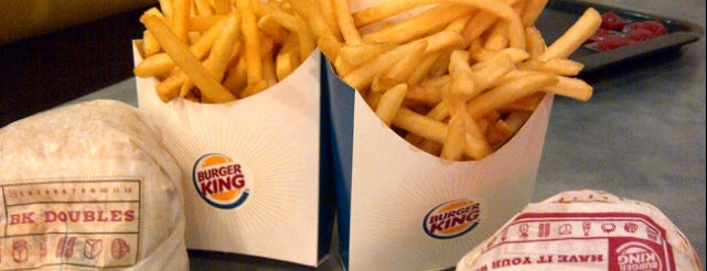Burger King is one of Bali Indonesia.