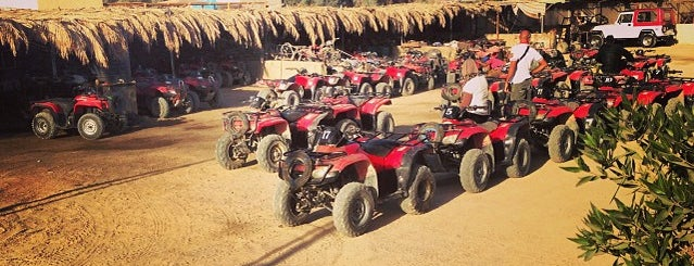 Moto Safari Garage is one of Sharm Elsheikh.