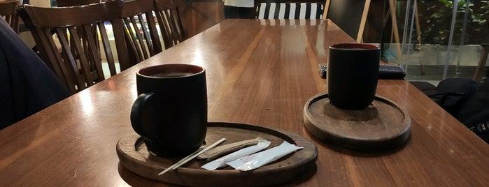 Let's Make Coffee is one of สถานที่ที่บันทึกไว้ของ Yaren.