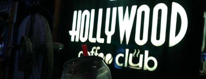 Hollywood Coffee Club is one of Lounges in Riyadh 🎼.