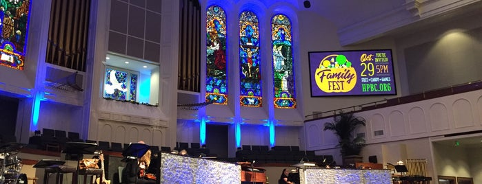 Hyde Park Baptist Church is one of Worthy Causes.