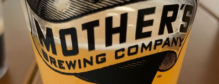 Mother's Brewing Company is one of Locais curtidos por Geoffrey.