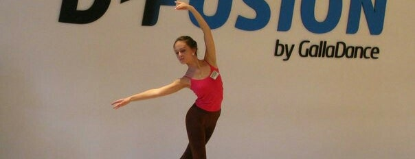 D-Fusion Dance Studio is one of яТанцеватьХОЧУУ.