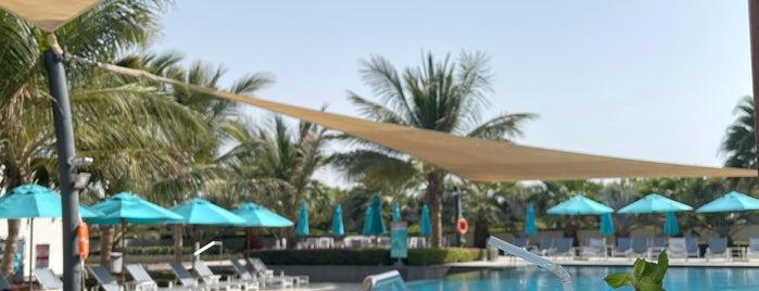 Bay La Sun Swimming Pool is one of KAEC.