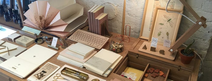 McNally Jackson Store: Goods For The Study is one of NYC Miscellaneous.