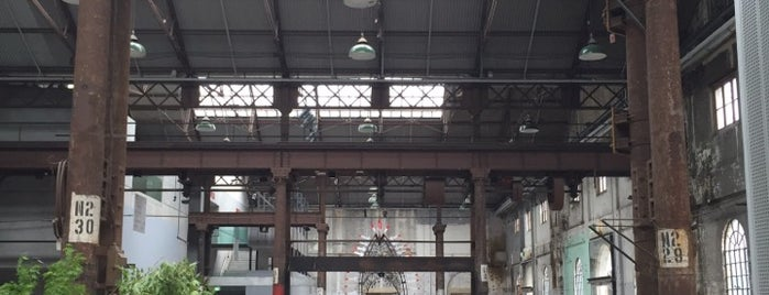Carriageworks is one of Sydney.