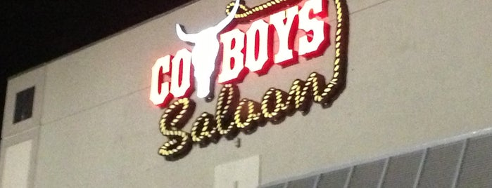 Cowboys Saloon and Grill is one of Broward.