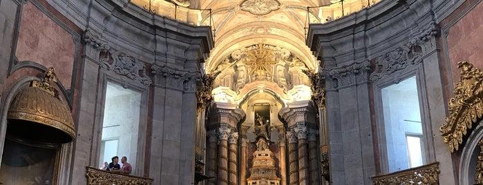 Igreja dos Clérigos is one of Porto - wish list.