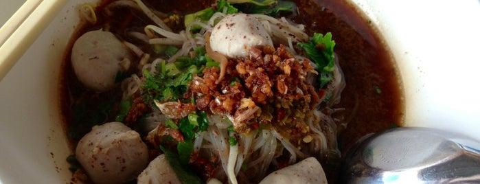 ก๋วยเตี๋ยวเรือรังสิต is one of เชียงใหม่_5_noodle.