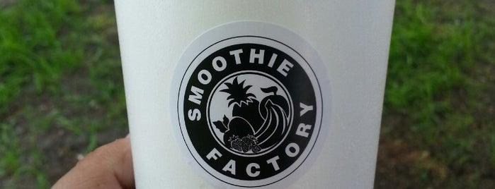 Smoothie Factory is one of Посетить.