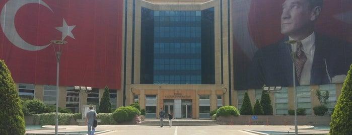 İstanbul Kültür Üniversitesi is one of Özgür Yaşar : понравившиеся места.