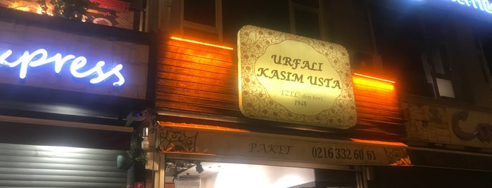 Urfalı Kasım Usta is one of Locais curtidos por Aysecikss.