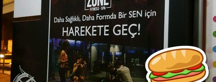 ZONE  Göktürk is one of 🍓 NzDnzHmz 🍓'ın Beğendiği Mekanlar.