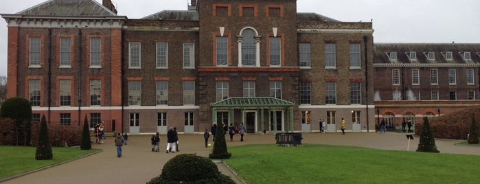 Kensington Palace is one of Explore London (Kensington) Like a Local.