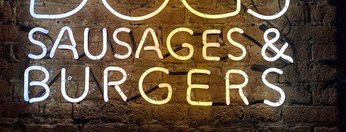 Dog Haus Biergarten is one of Chicago, IL.