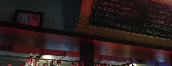 The Sidecar Bar & Grille is one of Foobooz Best 50 Bars in Philadelphia 2012.