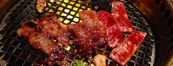Gyu-Kaku Japanese BBQ is one of best of.