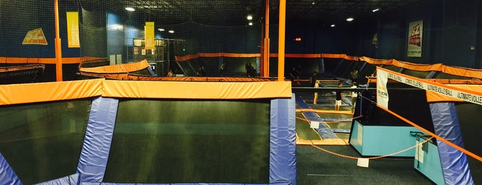 Sky Zone is one of California OC.
