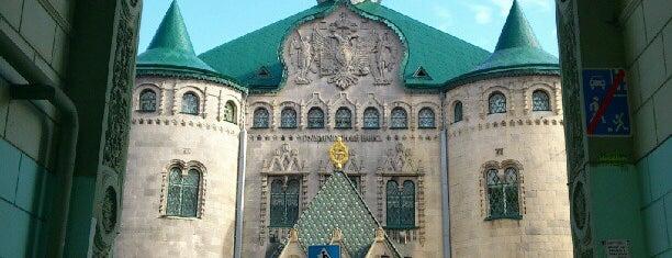 Волго-Вятское главное управление Центрального банка Российской Федерации is one of Нижний Новгород.
