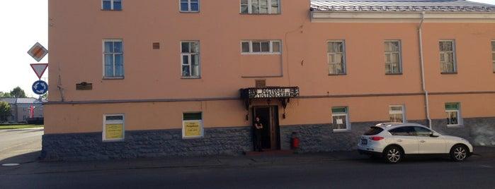 Петровский is one of Gespeicherte Orte von Alexander.